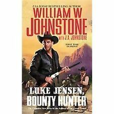 Luke Jensen, Bounty Hunter A Luke Jensen Western
