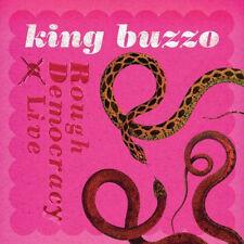 """King Buzzo Rough Democracy Live 7"""" Vinyl Flexi Disc Record non lp song! MELVINS!"""