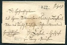 NETRA 1837 FÜRSTENBRIEF nach CASSEL SELTEN(J4128