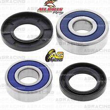 All Balls Rear Wheel Bearings & Seal Kit For Honda CRM 250AR (Not US Model) 1999