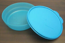 Tupperware Sommer Drop Frischebehälter Dose Box 550 ml Blau Hellblau Neu OVP