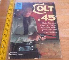 Colt .45 #8 (Feb-Apr 1961, Dell)