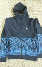 BENCH Mens Hooded Cardigan Jacket Size L