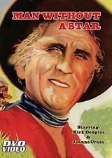 Man Without A Star-DVD-R-Starring Kirk Douglas