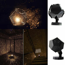Romantic Astrostar Astro Star Laser Projector Cosmos Night Light DIY Lamp Gift M