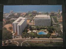 Vintage Unused Colombo, Sri Lanka Postcard - Aerial View The Lanka Oberoi