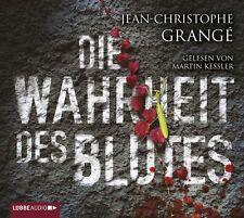 Grange, Jean-Christophe - Die Wahrheit des Blutes: Thriller. - CD