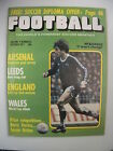 Football Monthly Magazine October 1977 Vol 4 No 3 Wales World Cup 1978 Argentina