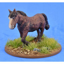 Gripping Beast - SAGA - Shaggy pony (bareback) - 28mm