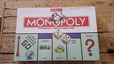 Monopoly Collectors Board Game Mint Sealed Copyright 1996