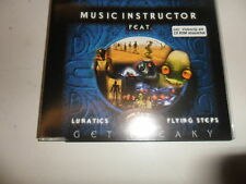 Cd   Music Instructor Feat.  Lunatics    Abe   Flying Steps  ‎– Get Freak