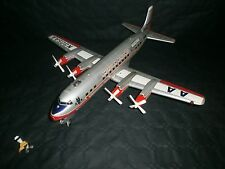 DC7 , ELECTRA FLAGSHIP, AMERICAN AIRLINES , LINEMAR , AIRPLANE JAPAN ,1958,VIDEO