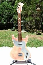60's Kay Electric Guitar  Modified