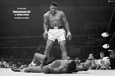 "008 Muhammad Ali - King of Boxing Great Top Player 36""x24"" Poster"