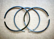 "BSA BANTAM D5/D7 PISTON RINGS (SET OF 3) O/S +020""- BEST QUALITY NOW AVAILABLE!"