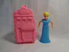 McDonald's 2006 Polly Pocket Polly World Collectible Toy Doll - Pink Case