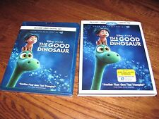 The Good Dinosaur: Disney Blu-Ray/DVD+Digital HD ] Brand New;Sleeve+I Ship Fast