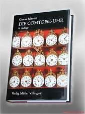 Fachbuch Die Comtoise Uhr STANDARDWERK von Gustav Schmitt OVP mit Schuber TOLL