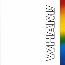 WHAM (THE FINAL - GREATEST HITS CD/DVD 2 DISC SET SEALED + FREE POST)