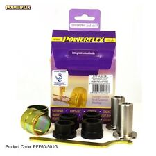 Powerflex Front Arm Front Bush Camber Adjustable Kit - Renault Grand Scenic MK2