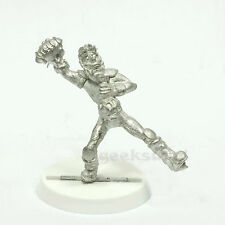BLOOD BOWL LIMITED EDITION Tournament HUMAN STAR PLAYER THROWER (Tilean Cup 10)