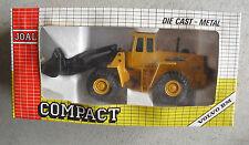 Vintage Joal Compact Diecast 1/50 Scale Volvo BM Loader NIB