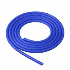 "High Performance 10 Feet  ID:10mm (3/8"")  Silicone Vacuum Hose Tube Blue"