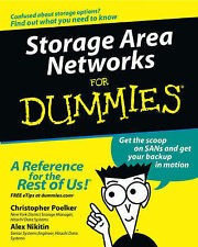 Storage Area Networks For Dummies (For Dummies (Computers))-ExLibrary