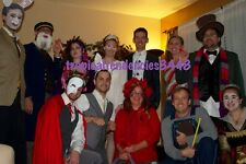 Woods of Insanity Murder Mystery Dinner Party for 12---Alice in Wonderland theme