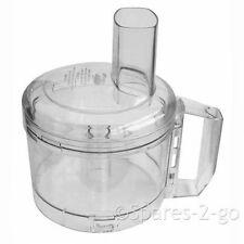 Magimix 4100 Procesador De Alimentos Inastillable tazón Jarra Transparente Tapa 19312 Cocina sistema