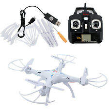 Brand New Syma X5S-1 2.4Ghz 4CH 6-Axis Gyro RC Quadcopter Drone W/ 2MP Airplanes
