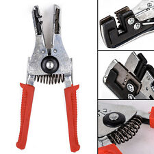 Steel Automatic Cable Wire Stripper Stripping Crimper Crimping Plier Cutter Tool