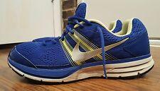 NIKE AIR PEGASUS 29, 524950 407, Men's Running Shoes, Blue, Size 13, Worn