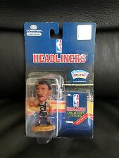 1996 David Robinson HEADLINERS NBA Corinthian San Antonio SPURS bend in plastic