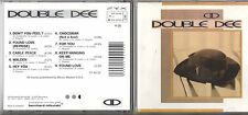 DOUBLE DEE CD Omonimo 1991 FUORI CATALOGO Italo Disco MADE in GERMANY