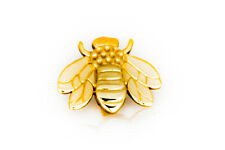 14g or 12g Internally Threaded 14kt Yellow Gold Bumble Bee Top - Price Per 1