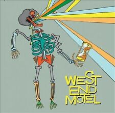 West End Motel: Only Time Can Tell  Audio CD