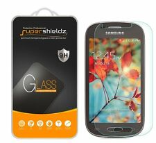 3X Supershieldz Tempered Glass Screen Protector Saver For Samsung Galaxy Light