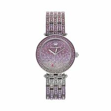 Juicy Couture Women's Victoria Stainless Steel Bling Watch