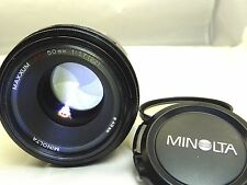 Minolta Maxxum 50mm f/1.7 AF Camera Lens A mount lens for Sony A 65 a37 a58 a68