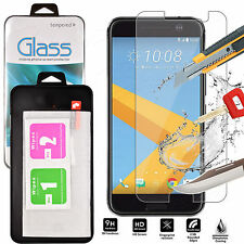 Genuine Tempered Glass Shockproof Screen Protector For HTC ONE M10