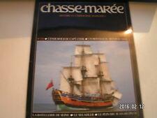 ** Le chasse marée n°154 Les bateliers de la Seine / A bord de l'Endeavour