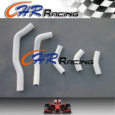silicone radiator hose for Honda CRF450R 2005-2008 2005 2007 2006 2008 WHITE