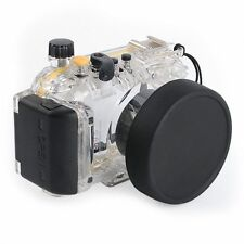 Underwater Waterproof Housing Case Cover Bag for Canon Powershot S100
