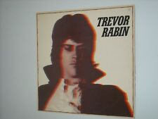 TREVOR RABIN Self Titled LP NZ PR0M0 Press PROG ROCK Yes 70's