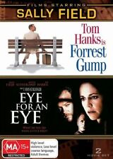 Sally Field - Forrest Gump / An Eye For An Eye (DVD, 2009, 2-Disc Set)= SEALED