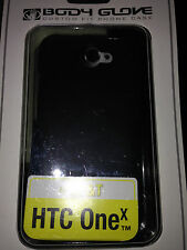 Body Glove Phone Grasp Case for AT&T HTC One x- Black