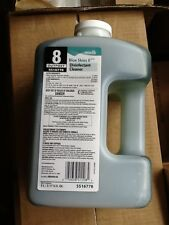 DIVERSEY #8 BLUE SKIES II DISINFECTANT CLEANER 3L CASE OF 2 FOR OUTPOST