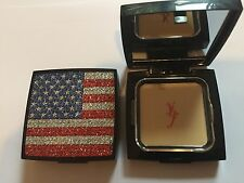 YBF YOUR BEST FRIEND AMERICAN * HEROES YELLOW PRESSED NEUTRALIZING POWDER~BLING!