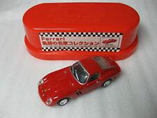 Ferrari 250 GTO 1962 Red Mattel 1:72 Scale Diecast Model Car Lawson